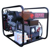 Генератор бензиновый EUROPOWER EP15000E(12 кВт)