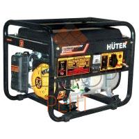 Генератор бензиновый HUTER DY2500L (2 кВт)