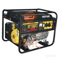 Генератор бензиновый HUTER DY6500L (5 кВт)