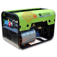 Генератор бензиновый PRAMAC S12000 (10 кВт)