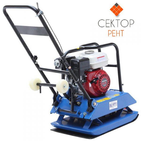 Виброплита бензиновая HGC-80H TOP MACHINE </br> (90 кг)