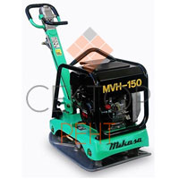 Виброплита бензиновая MIKASA MVH-150 GH </br> (150 кг)