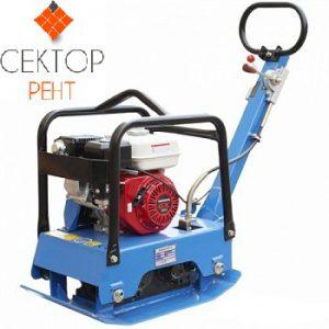 Виброплита бензиновая TOP MACHINE HGC-125H </br> (125 кг)