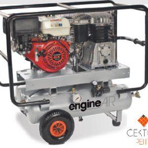 Компрессор поршневой Engine AIR 7,1/25+25R с бензиновым двигателем