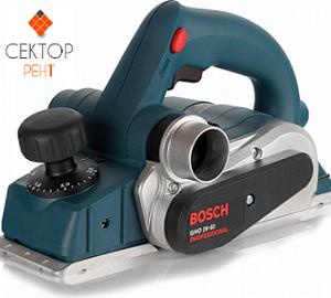 Электрорубанок Bosch GHO 26-82