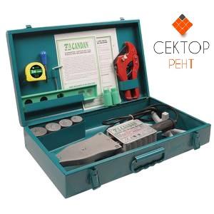 Аппарат для полипропиленовых труб CANDAN